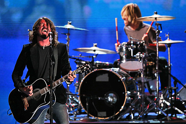 Image result for foo fighters in concert