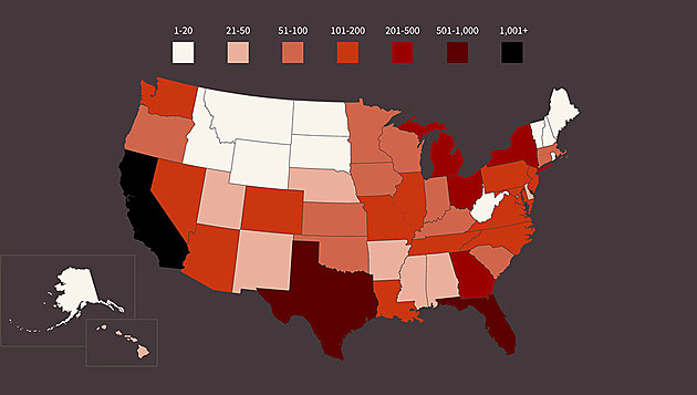 National Human Trafficking Hotline  >> How Many Human Trafficking Cases Occurred In Minnesota ...