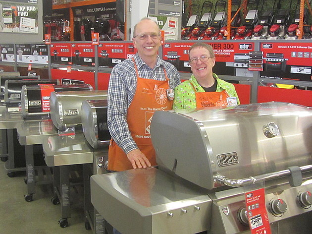 photo: 'Train Wreck'  - TSM Rochester, MN - The knowledgeable & helpful staff at Home Depot - Rochester, MN