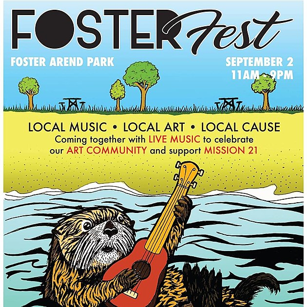 Foster Fest 2017 Facebook Page