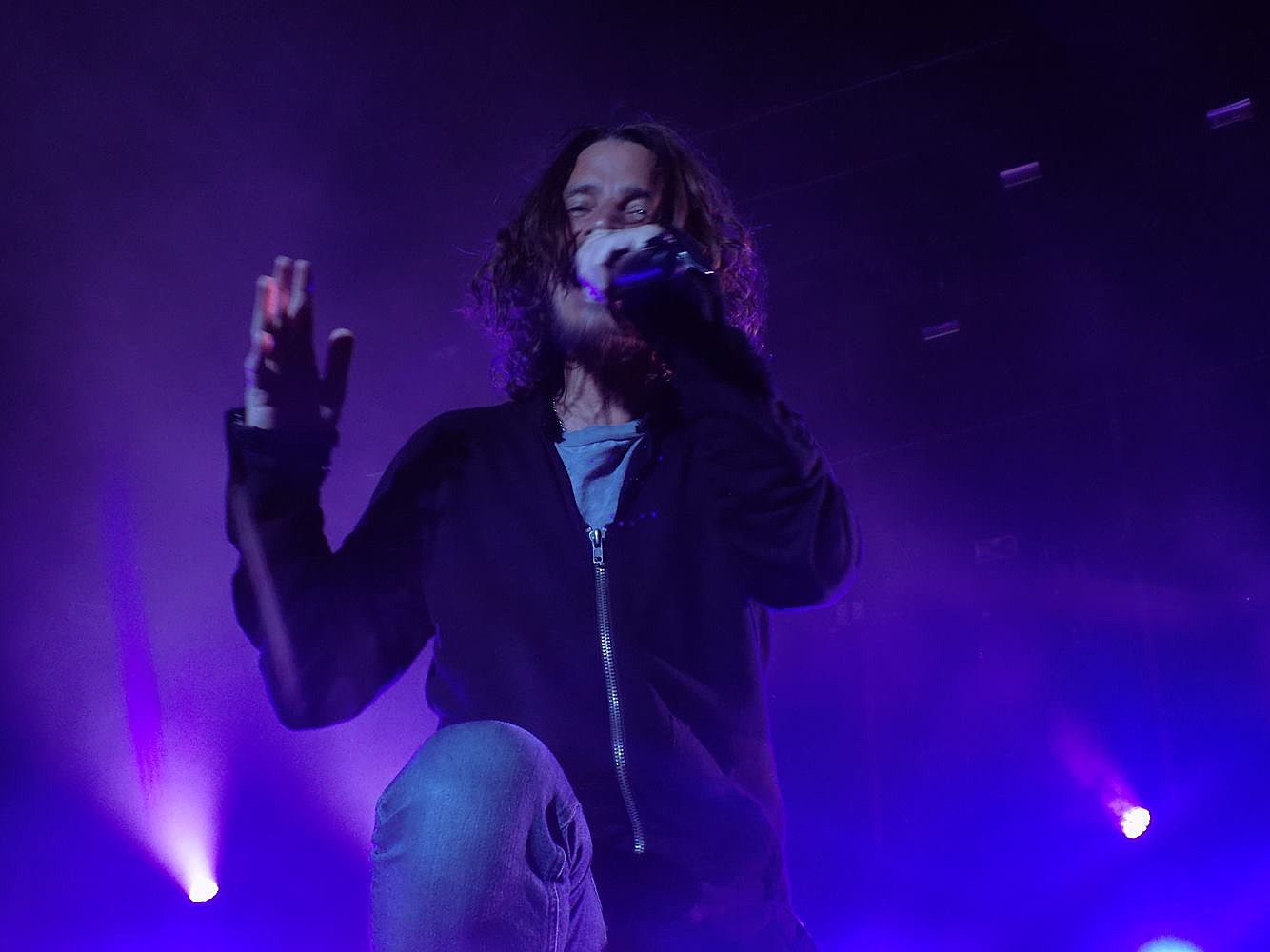 Remembering Chris Cornell: Val's Photo Tribute | The Rock of Rochester
